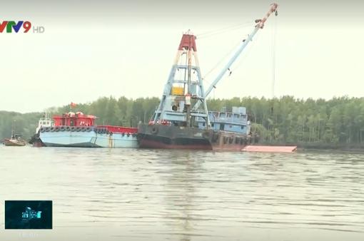 Nhiều hãng tàu tăng phụ phí sau vụ chìm tàu ở Cần Giờ