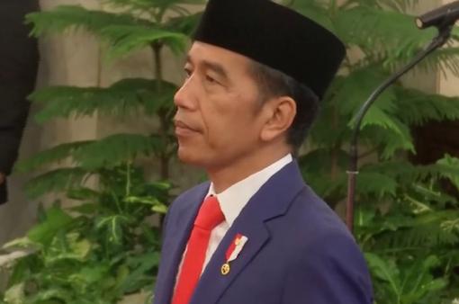 Tổng thống Indonesia công bố nội các mới