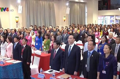 Đại hội Hội người Việt Nam tại Cộng hòa Czech lần thứ 6