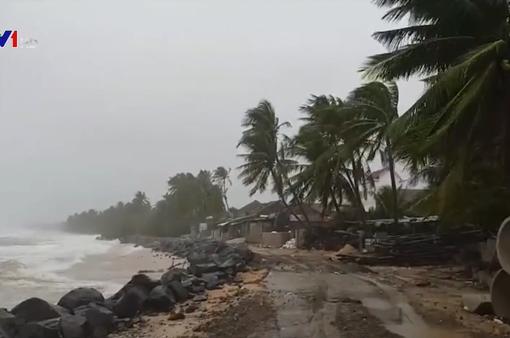 Miền Trung khắc phục thiệt hại sau bão số 6