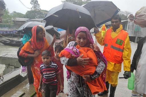 Hơn 40 người thiệt mạng, mất tích trong bão Bulbul tại Bangladesh và Ấn Độ