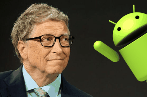 """Bill Gates vẫn """"cay cú"""" vì Microsoft bị Google vượt mặt trên thị trường smartphone"""