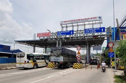 Không thu tiền dịch vụ tại trạm thu phí T2 trên Quốc lộ 91