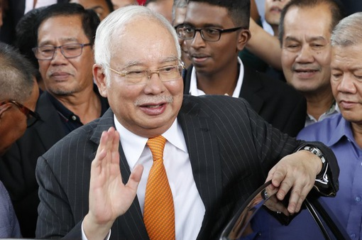 Tòa án Malaysia ra phán quyết về cựu Thủ tướng Najib Razak