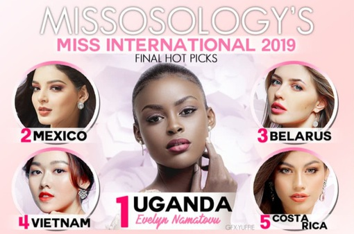 Chung kết Miss International 2019: Tường San được dự đoán đăng quang Á hậu trước giờ G