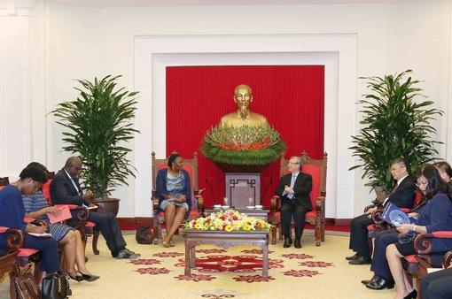 Thúc đẩy quan hệ Việt Nam - Mozambique