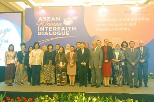 ASEAN nhấn mạnh vai trò phụ nữ trong duy trì hòa bình