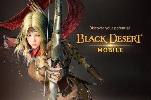 Black Desert Mobile công bố ngày lên kệ Android và iOS