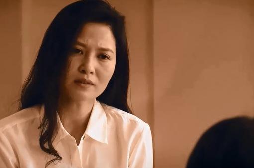 Sinh tử - Tập 8: Bà Hiền (Thúy Hà) cười đầy ẩn ý khi nhắc đến việc kiểm điểm cán bộ
