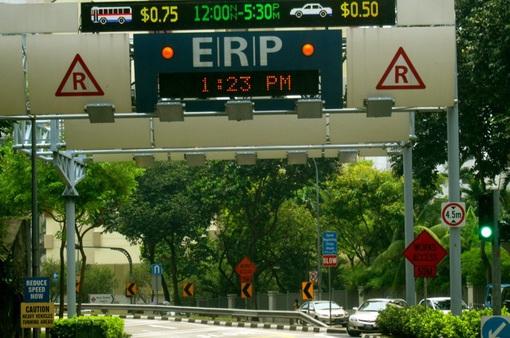 Hiệu quả, đồng bộ và minh bạch hệ thống thu phí tự động tại Singapore