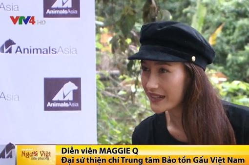 Gặp gỡ nữ diễn viên gốc Việt nổi tiếng Hollywood