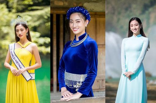 Hoa hậu Lương Thùy Linh đẹp mê hoặc trong clip tự giới thiệu gửi đến Miss World 2019