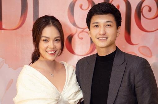 Dương Cẩm Lynh khen Huỳnh Anh... hôn giỏi trong phim Tiệm ăn dì ghẻ