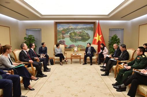 EC ghi nhận nỗ lực của Việt Nam trong chống khai thác hải sản trái phép