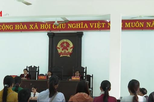 Xét xử phúc thẩm vụ chấm dứt hợp đồng lao động với 11 giáo viên ở Phú Yên