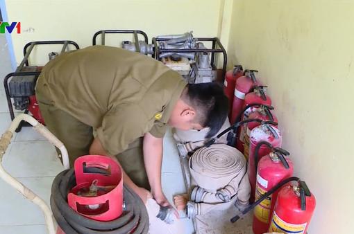 Bất cập thiết bị chữa cháy không thể chữa cháy