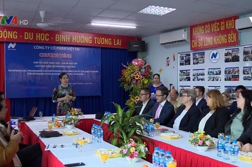 Lao động Việt Nam có nhiều cơ hội làm việc tại CHLB Đức