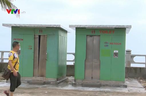 Dở khóc dở cười thực trạng nhà vệ sinh công cộng ở Nha Trang