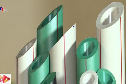 Mở rộng sử dụng nhựa cao phân tử PPR trong phân phối nước sinh hoạt