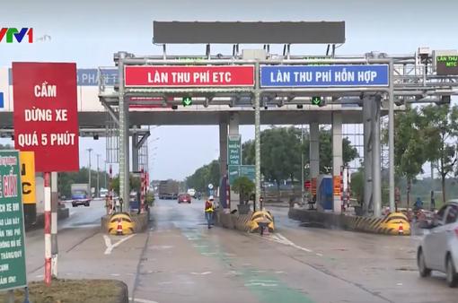 Chấn chỉnh tình trạng vi phạm giao thông tại trạm thu phí Đông Hà