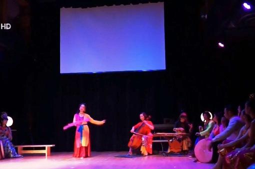Ấn tượng văn hóa Việt tại Đêm nghệ thuật Banyan, Canada