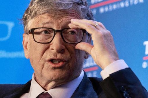 Bill Gates trở lại ngôi giàu nhất thế giới