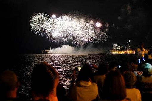Thủ đô La Habana của Cuba mừng 500 năm thành lập
