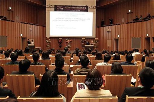 Diễn đàn trí thức Việt Nam tại Nhật Bản