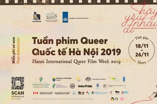 Thưởng thức 33 bộ phim ý nghĩa với Tuần lễ phim Queer Quốc tế Hà Nội