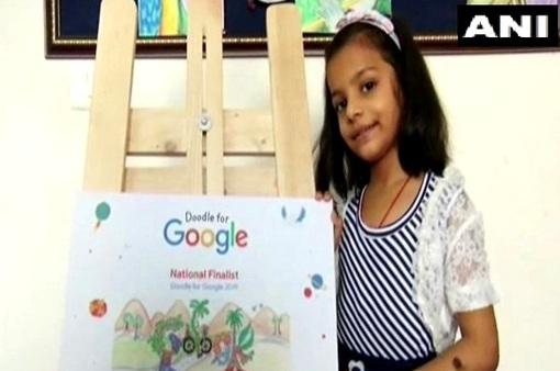 Tranh về bảo vệ môi trường giành giải thưởng của Google
