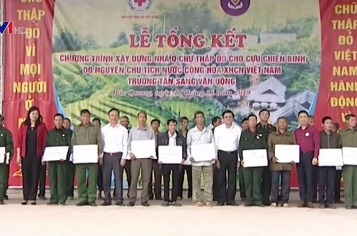 Hà Giang tiếp tục xây 3.000 nhà tình nghĩa