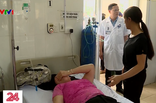 Vĩnh Phúc: Nhiều công nhân công ty da giày tiếp tục nhập viện