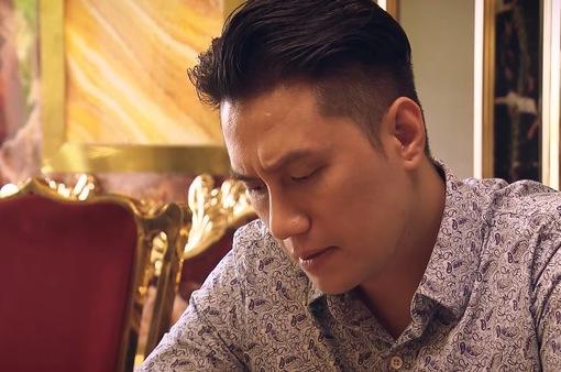 """Sinh tử - Tập 11: Vũ (Việt Anh) sắp bị """"sờ gáy"""" vì lời cảnh báo này của Thông (Doãn Quốc Đam)"""