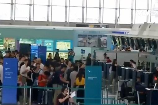 40 sinh viên Việt tại Hong Kong (Trung Quốc) đã về nước an toàn