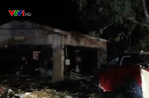 Nổ kho pháo hoa tại Italy, 3 người thiệt mạng