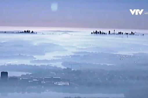 Sydney tiếp tục chìm trong biển khói mù độc hại