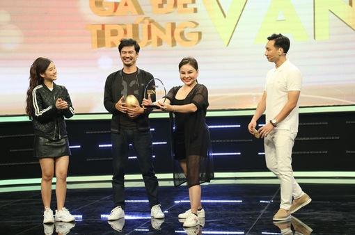 """Lê Giang, Tiết Cương lội ngược dòng, giành giải thưởng 181 triệu đồng tại """"Gà đẻ trứng vàng"""""""