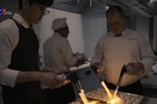 Tuần ẩm thực cùng đầu bếp Michelin