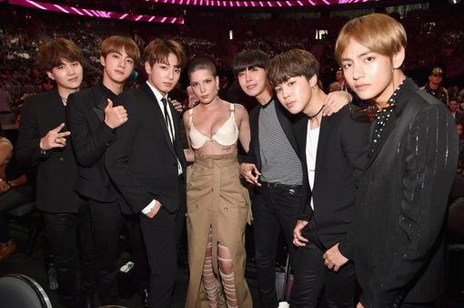"""Đề cử Grammy 2020: Halsey phẫn nộ vì BTS """"trắng tay"""""""