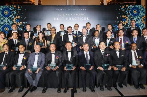 FPT Telecom nhận giải thưởng Nhà cung cấp Dịch vụ Trung tâm dữ liệu Việt Nam của năm 2019