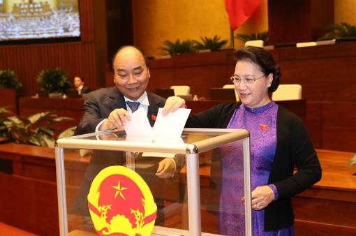 87% đại biểu Quốc hội đồng ý phê chuẩn việc miễn nhiệm Bộ trưởng Bộ Y tế
