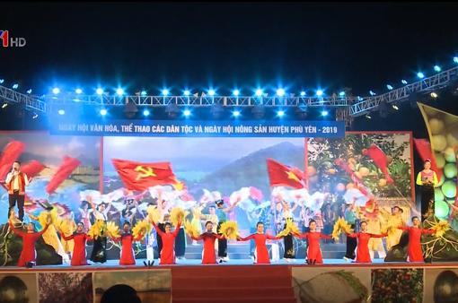 Khai mạc Ngày hội Thể thao các dân tộc Phù Yên, Sơn La