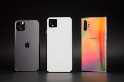 Những mẫu smartphone tốt nhất năm 2019