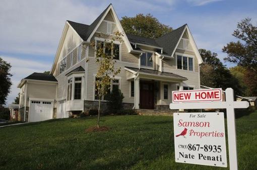 Nguồn cung thiếu hụt đẩy giá nhà tại Mỹ tăng cao
