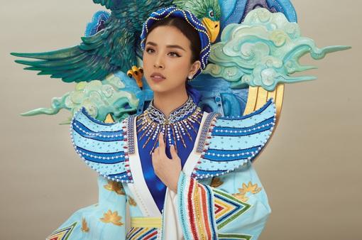 Chính thức công bố quốc phục của Á hậu Thúy An tại Miss Intercontinental 2019