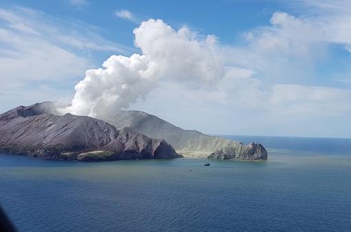 New Zealand mở cuộc điều tra hình sự vụ núi lửa White Island phun trào