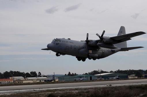 Máy bay quân sự chở 38 người của Chile mất tích