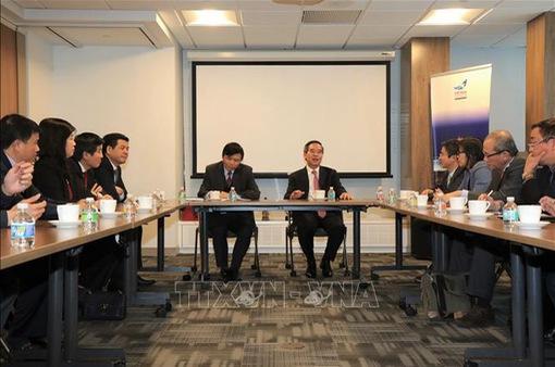 Doanh nghiệp Mỹ đánh giá cao môi trường đầu tư của Việt Nam