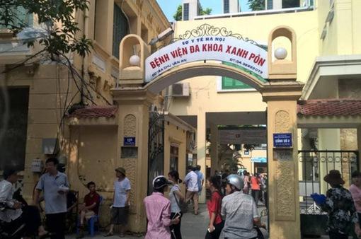 Gian lận xét nghiệm ở BV Xanh Pôn: Hà Nội đánh công văn hỏa tốc