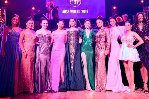 Dự án nhân ái của Lương Thuỳ Linh lọt Top 10 dự án hay nhất Miss World 2019